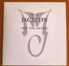 MICHAEL JACKSON- This Time Around  (Cd) Promo Cardboard