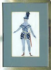 Wassilij Masjutin 1884-1954: Russland Theater Zarewitsch Kostüm 1931 publiziert