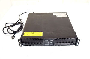 Minuteman UPS Enterprise Plus E750RM2U 750VA Battery Backup 120V 600W Rack Tower