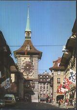 Alte Postkarte - Bern - Zeitglockenturm