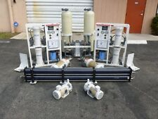 FCI NWM25263X, Dual Neptune Wall Mount Series 2500 GPD WaterMaker (5000 GPD)
