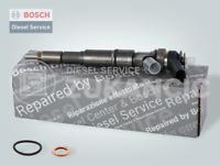 BOSCH Einspritzdüse Injektor Injecteur BMW E60 E61 535d BOSCH 272 PS 0445110219