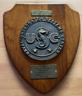 HMS Matapan Plaque British Navy US Navy Connection Underwater Systems