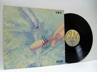YMO bgm (1st uk press) LP EX/EX, AMLH 64853, vinyl, album, 1981, electro, synth