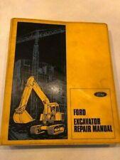 Ford ~H-48~ Excavator Repair Manual~Original
