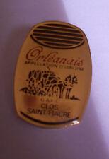 Pin's tonneau de vin orléanais / clos saint fiacre