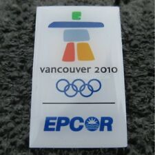 2010 Vancouver Winter Olympic Epcor Pin