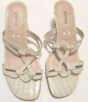 Women's summber sandles open toe Size 6.5 Medium