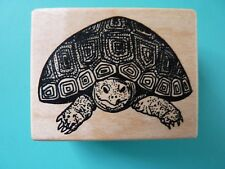 Realistic Turtle/Tortoise TOYBOX Rubber Stamp