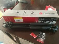 Manfrotto MT293A3 290 Aluminum 3 Section Tripod with Mount MH293A3-RC1