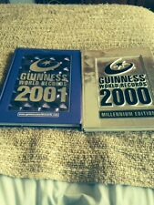 guiness world records 2000 and 2001