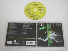 Cybotron feat. Juan Atkins/Clear ZYX (20406-2) ALBUM CD