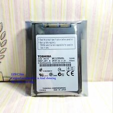 "Toshiba MK1235GSL 120GB,Internal,4200RPM,1.8"" (HDD1J01) SATA HDD"