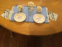 PLEASANT COMPANY American Girl KIRSTEN Pottery Set
