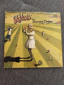 Genesis - Nursery Cryme LP 1971