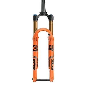 Fox Bicycle Cycle Bike 34 Float Factory SC FIT4 Tapered Fork Orange