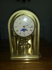 Nice Vintage Montreux Anniversary Style Mantle Clock