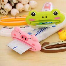 1pcs Kids Children Toothpaste Dispenser Tools Animal Tooth Paste Tube Squeezer T