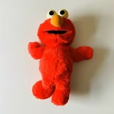 "Tyco Tickle Me Elmo 15"" Plush Laughing & Vibrating Vintage Soft Toy"