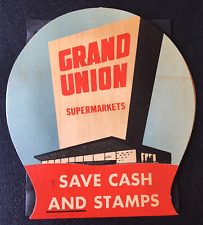 """1964 Grand Union Supermarkets Sewing Kits  """"NOS"""""""