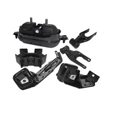 Transmission Mounts Front Left Right Lower Set 3.4 L For Impala