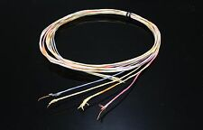 Western Electric paper solid core wire 22GA 2Meter*8pcs for tube amplifier cable
