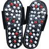 Acupressure Plantar Fasciitis Foot Massager Jade Stone Massage Slippers Shoes