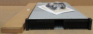 Fujitsu Eternus DX60 S3 24 Bay iSCSI 10GBps Dual Controller Disk Storage System