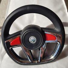 CROOZA Lenkrad für Roadster Kinderauto Lenker Kinderfahrzeug Kinder Elektroauto