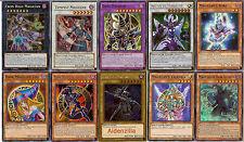 Yugioh Dark Magician Spellcaster Deck - Dark Paladin, Girl, Chaos, Illusion