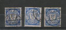 DANZING-GERMANY REICH (Deutsches Reich)-USED STAMPS-Mi.No.215-1925/1931.