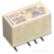 RELAY, DPCO, 2A, 3V, SMD, LATCHING Part # KEMET EE2-3TNU-L