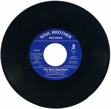 """SOUL SEARCHERS  """"WE THE PEOPLE c/w THINK""""   DEMO  KILLER 70's FUNK"""