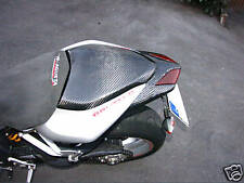 MV AGUSTA BRUTALE 910 750 Carbone Véritable Passager Couverture *