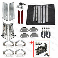 Saddlebags Hard bags Hinges Lock Sets Latches For Harley Electra Glide 1993-2013