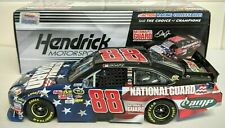 DALE EARNHARDT JR 2010 HONORING OUR HEROES N/G 1/24 ACTION DIECAST CAR 1/3,281
