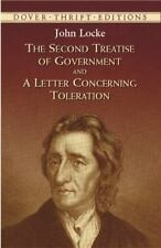 Dover Thrift Editions: Second Treatise of Government and a Letter Concerning...