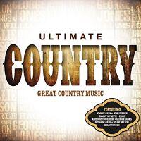 ULTIMATE...COUNTRY 4 CD NEU