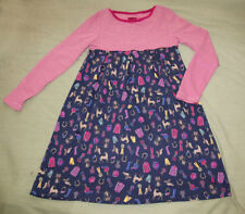 Joules Long Sleeve 100% Cotton Casual Girls' Dresses (2-16 Years)