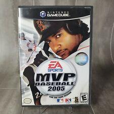 MVP Baseball 2005 Nintendo GameCube EA Sports CIB