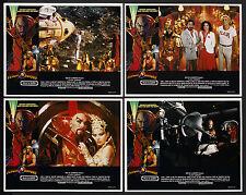 FLASH GORDON orig lobby card set movie poster QUEEN/SAM J. JONES/ORNELLA MUTI