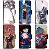 Anime Fullmetal Alchemist Phone Wallet Flip Case Cover for HTC Nokia Oppo Xiaomi