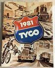 TYCO 1982 Cars Toys Train Catalog w/ Price List & Order Form