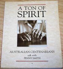 A Ton Of Spirit Australian Centenarians Talk With Penny Smith