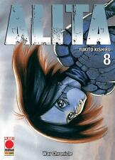 ALITA 8 - PLANET MANGA PANINI - NUOVO