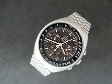 VINTAGE OMEGA SPEEDMASTER 861 MARK II TROPICAL BROWN DIAL CHRONOGRAPH 145.014