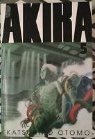 Akira 5 Graphitti Designs lim. 837/1500 hc, top condition, Otomo, very rare