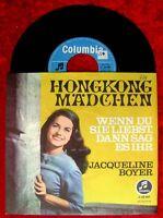 Single Jacqueline Boyer Hongkong Mädchen