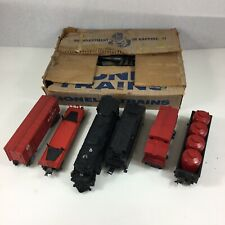 More details for vintage boxed lionel set 15475 o gauge freight hauler with extra track no power