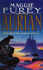 Aurian (Artefacts of Power), Furey, Maggie, Used; Good Book